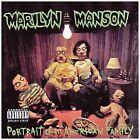 """CD M. MANSON """"PORTRAIT OF AN AMERICAN FAMILY"""", 13 TITRES, D'OCCASION, BON ETAT"""