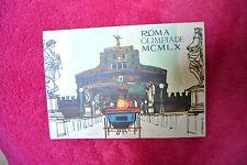 CARTOLINA ROMA OLIMPIADE MCMLX  VIAGGIATA 1960 SUBALPINA QQ