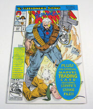Uncanny X-Men #294 Signed Twice! X-Cutioner's Song Part 1 Marvel Comics 1992