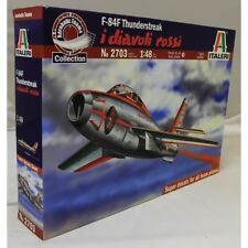 Italeri 1:48 2703 F-84F thunderstreak model aircraft kit