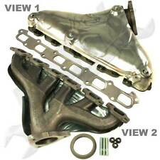 APDTY 785970 Exhaust Manifold With Gaskets & Heat Shield (Replaces GM 12637060)