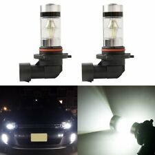 GTP Pair 6000K Xenon HID White HB4 9006 LED Bulb Fog Lamp Driving Light Bulb DRL