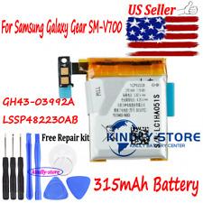 Samsung Galaxy Gear Sm-V700 Smartwatch Us Seller Lssp482230Ab 315mAh Battery For