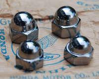 NUT CAP SHOCK HONDA C100 CA100 C102 CA102 C105 C105T CD105