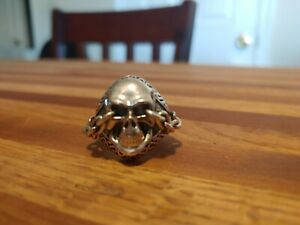 Scott kay mens ring size 10