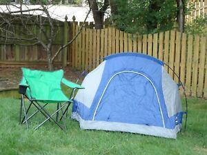 Alpine Design Hiker Biker Tent 1 Person 2 Pole, 3 Season