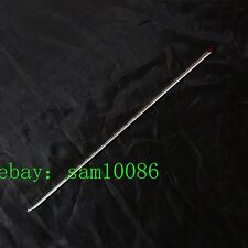 Glass Celsius thermometer rod,300mm Length,-30degree to 100 degree,Lab Glassware