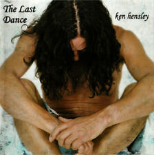 Ken Hensley ‎– The Last Dance CD NEW