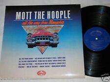 MOTT THE HOOPLE all the way from memphis LP Hallmark UK 1981