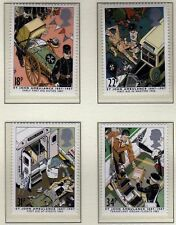 GB 1987 St John Ambulance SG1359-1362 MNH Mint