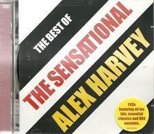 2 CD (NEU!) . (THE SENSATIONAL) ALEX HARVEY (BAND) - Best of (Faith Healer mkmbh