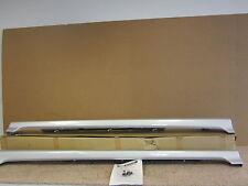 2003 - 2008 MAZDA 6 NEW OEM GLACIER SILVER SIDE SKIRT SET GK2A-V4-910F-78 #3802