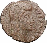 Constantine I the Great  Ancient Roman Coin Arising after death i31052