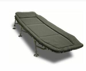 Solar Tackle Undercover Green Bedchair NEW Carp Fishing - UG02