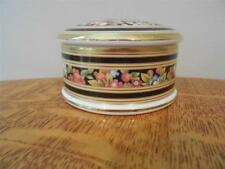 Wedgwood Clio bone china round box