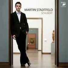 """MARTIN STADTFELD """"SCHUBERT PIANO SONATAS"""" CD NEUWARE"""