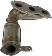 Exhaust Manifold with Integrated Catalytic Converter Front,Left Dorman 674-846
