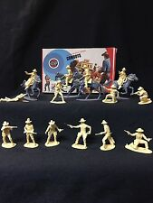 Airfix Cowboys Full Set in Very Good Condition