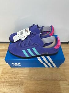 Adidas Size? Exclusive Trimm Star The Lost Ones Mark Evans UK 8 Brand New In Box