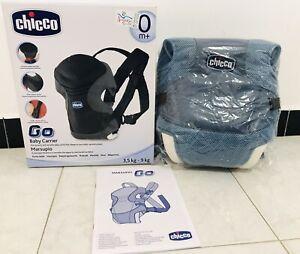 Marsupio CHICCO GO Baby Carrier, Porta-bebè, Zainetto, Portabimbi, Tasca