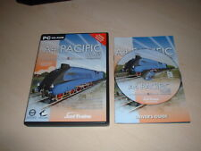 Simulador de carril A4 Pacific Class ~/Complemento Railworks