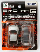TOMY/Tomica Bit Char-G Body Set Honda Accord Wagon Silver GM-06