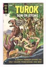 TUROK SON OF STONE 61  (7.0) GOLD KEY, 1968  ( FREE SHIPPING) *