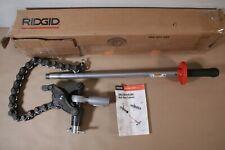 """RIDGID Model 246 Soil Pipe Cutter, 2-6""""/50-150-mm Chain Pipe Cutter [ 21e]"""