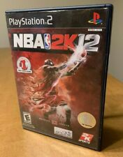 NBA 2K12 (2011) - Sony Playstation 2 - Complete