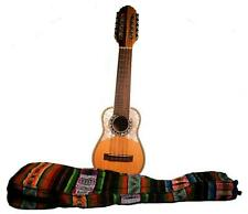 More details for south american charango from la paz bolivia w case *slight damage*
