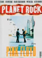PLANET ROCK MAGAZINE ISSUE 19 (PINK FLOYD/WISH YOU WERE HERE, METALLICA, QUO)