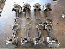 Mopar 360 Pistons With Connecting Rods Oem Complete Set Standard Bore