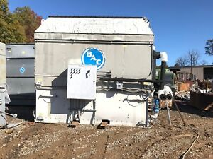 BAC Baltimore Aircoil Company F1743-LMR Evaporative Cooling Tower