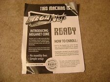 Merit Megatouch Mega Touch video flyer Touch screen