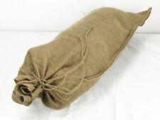 x5 British Army Surplus Hessian Rot Proof Sandbag Flood Defence Survival  UK