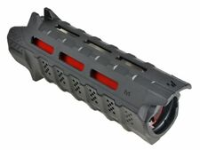 Strike Industries Viper Length Handguard with Heat Shield, : SI-Viper-HG-CBK-RED
