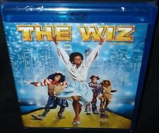 THE WIZ (1978) BRAND NEW SEALED BLURAY MICHAEL JACKSON DIANA ROSS RICHARD PRYOR