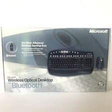 Microsoft Wireless Optical Desktop Keyboard For Bluetooth