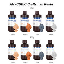Anycubic 1KG Craftsman Resin For LCD Imprimante 3D Printer MONO X High precision