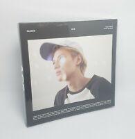 K- POP SHINEE TAEMIN 1st Mini Album [ACE] Black Ver CD+Booklet+Photocard Sealed