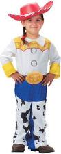 Morris Costume Girls Long Sleeve Toy Story Jessie Quality Costume 3T-4T. DG5480M