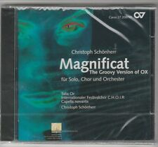 Chistoph Schonherr - Magnificat - The Groovy Version Of OX (2005) Factory Sealed