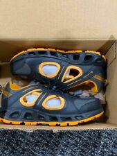 New Columbia Supervent Hybrid sandals, Water/land, grey/yellow, Youth boy sizes