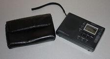 Sony ICF-SW30 Weltempfänger Receiver World FM MW SW Portable mit Leder Tasche