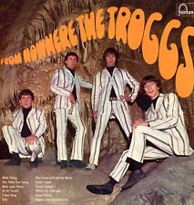 """TROGGS """"FROM NOWHERE"""" ORIG SW 1966 FREAKBEAT WILD THING"""