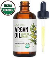 Aceite De Argan Puro Para El Cabello Piel Y Uñas 100% Natural Organico 4 Oz  New