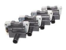 4PCS IgnitionCoil for Nissan 00-03Xterra/98-04 Frontier 2.4L KA24DE 22100-9E001