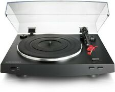 Audio Technica AT-LP3BK Fully Automatic Belt Drive Stereo Turntable wi