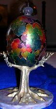 Theo Faberge Tropical Egg