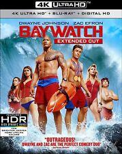Baywatch (4K+ Blu Ray+ Digital HD)